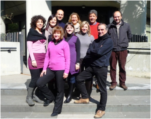 The Italain Team